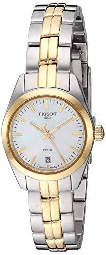Tissot Damen-Armbanduhr PR 100 Lady Small T101.010.22.111.00