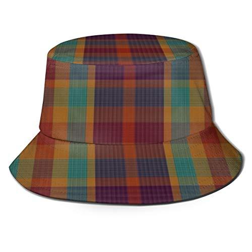 Meiya-Design - Cappello da Pescatore Turco Bazaar con Stampa alla Moda, Unisex, per Escursioni, Spiaggia, Sport