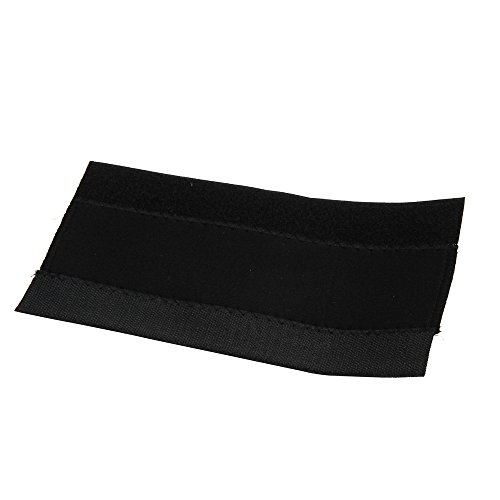 Meet&sunshine Durable Bike Care Chain Posted Guards, to Protect The Black Box Frame (Black)