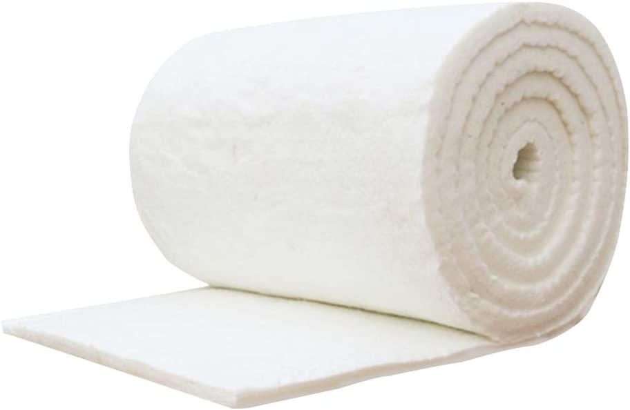 High Temperature Boiler Insulation Cotton Refractory Insulation Cotton Fireproof Cotton Blanket Ceramic Fiber Insulation Blanket for Outdoor