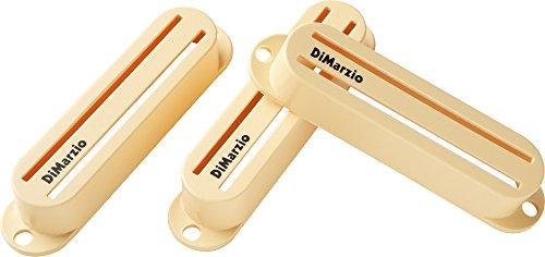 DIMARZIO dm2002-crm Steckdosenkappe Micro einfach zu HY für Tone Zone S/Chopper/Fast Track/Super Distortion S/Air Norton S/pro-track creme