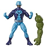 """Marvel Legends Series Rock Python 6"""" Collectible Action Figure Toy for Ages 6 & Up with Build-A-Figurepiece -"""