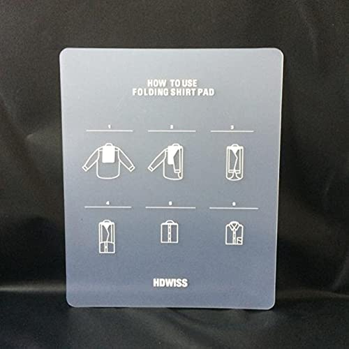 para Doblar Ropa Fácil Rápido Plegables Doblador Ropa Adulto Tabla Doblar Camisas para Niños Adultos Doblar Camisas Pantalones Placa Ayuda para Plegar la Ropa Camisetas Tablero para Plegar Camisas
