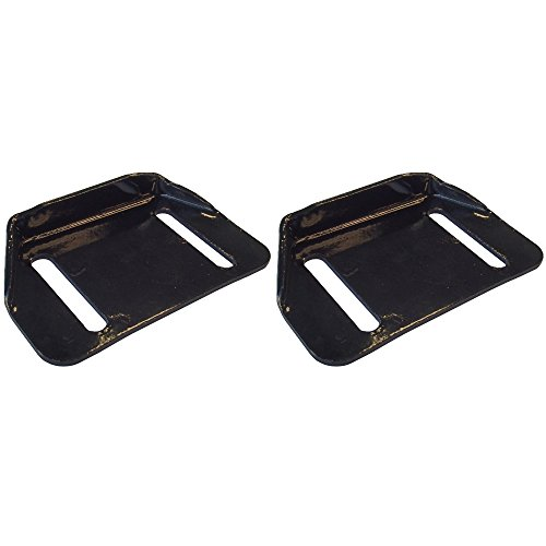 Best Price Oregon 73-826 Pack of 2 Snow Thrower Skids for MTD