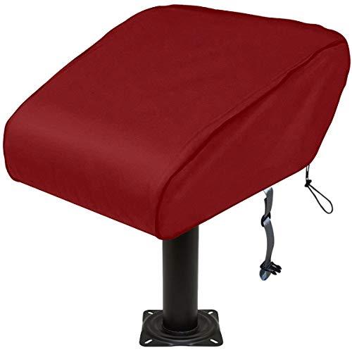 SoGuDio - Funda de asiento plegable para barco, 420D, impermeable, resistente a la...