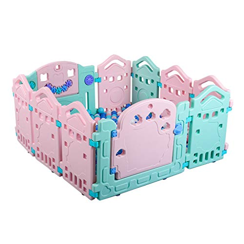 Great Features Of CHULQY Baby Play Fence Children's Home Decoration Game Area Baby Portable Safety T...