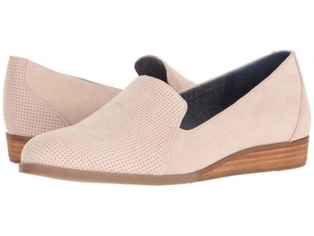 震えとして噛むDr. Scholl's(ドクターショール) レディース 女性用 シューズ 靴 ローファー ボートシューズ Dawned - Blush Microfiber [並行輸入品]