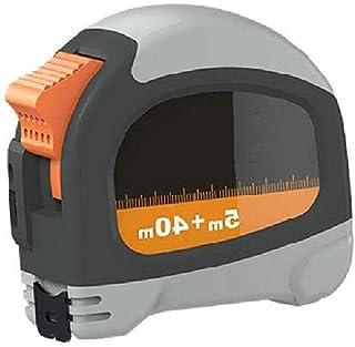 Frotox Instrument De Mesure, Télémètre 30/40M Deux-en-Un, Anti-Chute, Anti-poussière Et Étanche, Ruban À Mesurer en Acier ...