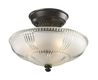Elk Lighting Semi Flush Mount 66335-3