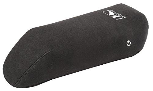 M-Wave S Carcasa para E-Bike de batería, Negro, 34 x 8 x 8 cm