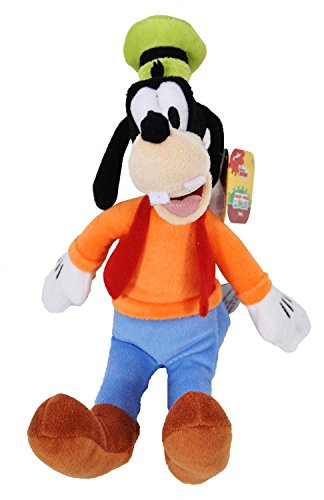 Disney Gang 9 Bean Plush Mickey Minnie Mouse Donald Pluto Goofy - by Disney 5