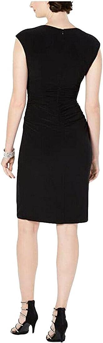 Jessica Howard Women's Embellished Sheath Dress