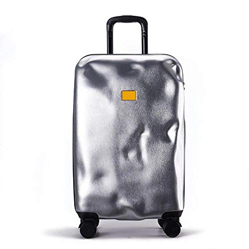 XIANGSHAN Trolley Case - Fashion PC Trolley Case Stylish and Durable Broken Style Suitcase/Travel Trolley Case / 34 Inches / 41 * 26 * 72cm