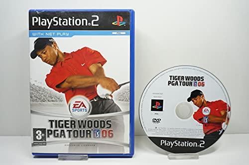 Tiger Woods PGA Tour 2006 (PS2) [Importación inglesa]