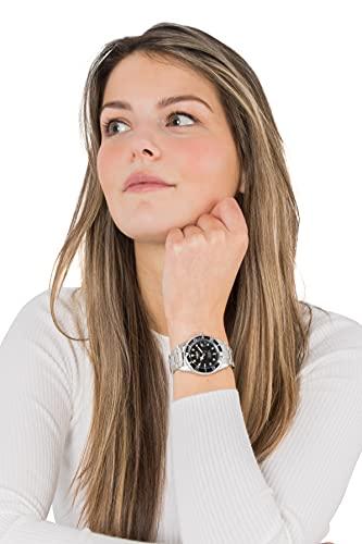 Invicta Men's 8932OB Pro Diver Analog Quartz Silver Stainless Steel Watch