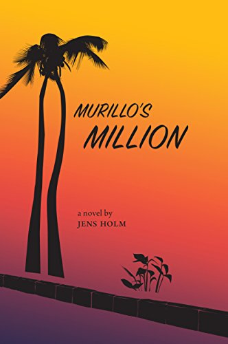 Murillo's Million by Jens Holm front cover