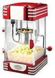 Cooks Professional - Máquina para hacer palomitas (27,5 x 25 x 44,5 cm)