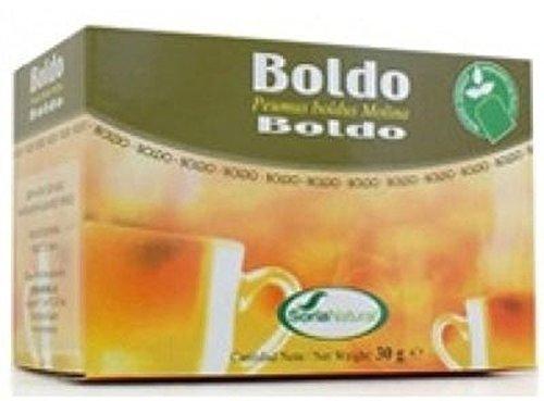 Infusiones Boldo 20 unidades de Soria Natural