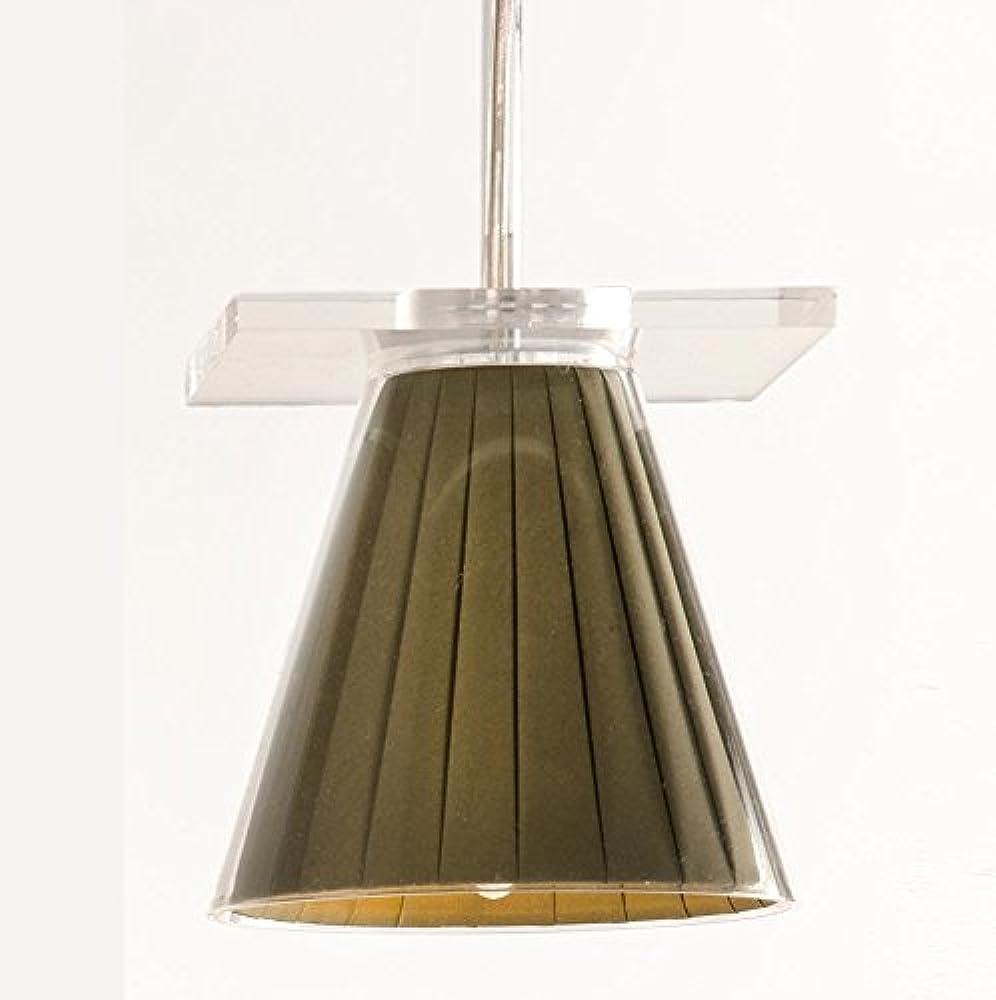 Kartell light air lampada a sospensione con tessuto 09131BE