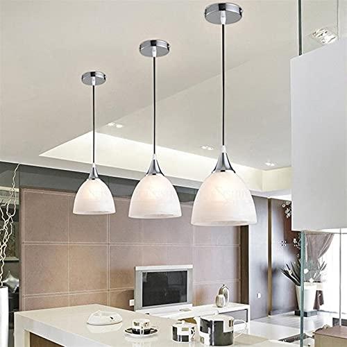 Accesorio de iluminación Modernas luces colgantes instalándose iluminación de techo Lámpara creativa Lámpara de cristal Lámpara de cristal Diseño Interior retro Luz de la luz colgante para el loft Bar