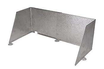 Crespo - Paravent P-260 - Réglable - Aluminium