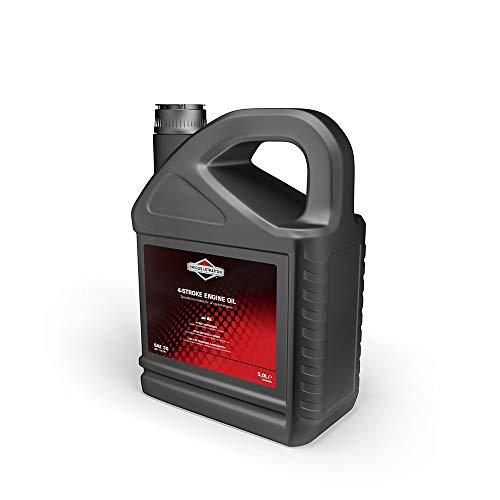 Briggs & Stratton 100009E SAE30 Öl, 5.0 Liter