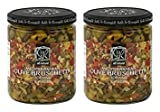 Sable and Rosenfeld Mediterranean Olive Bruschetta, 16 Ounce (Pack of 2)
