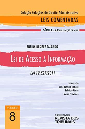 Lei de Acesso à Informação : Lei 12.527/2011