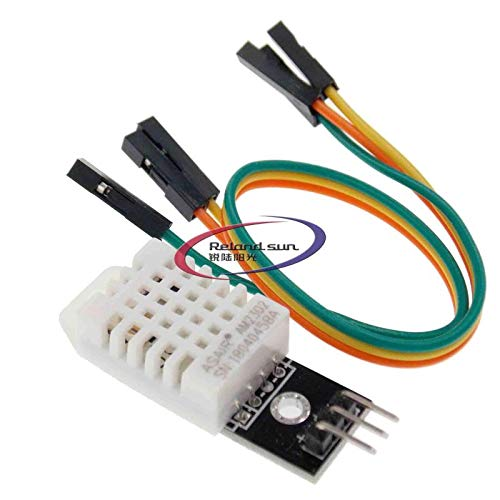Reland Sun DHT22 AM2302 Temperature and Humidity Sensor Module with Cable