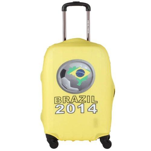 Travel-world Housse à valise extensible LICA Brazil
