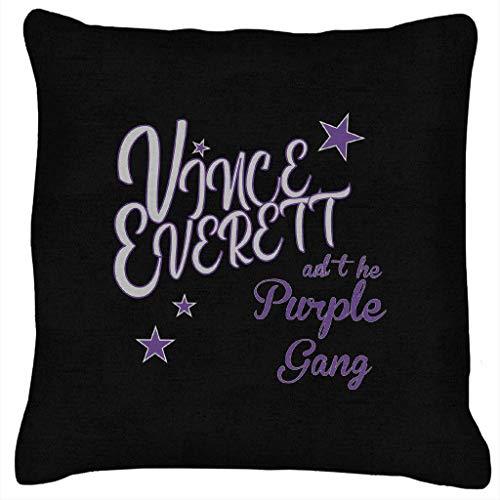 Jailhouse Rock Vince Everett and The Purple Gang Cushion