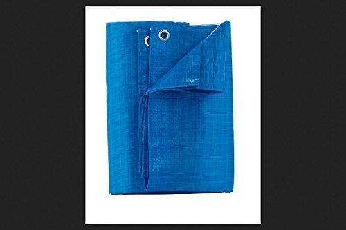 Home Plus Tarp Poly Light Blue