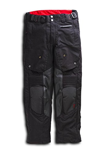 Gerbing Heated Pants Ex Pro - 12V Motorcycle Protective Gear with Outer Shell, AQUATEX G-Liner, Microwire Heat Zone - Battery Heated Clothing