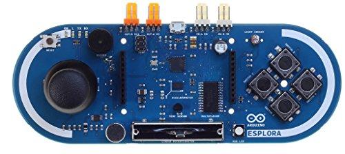 Arduino Esplora - Controlador de periféricos (Micro-USB)