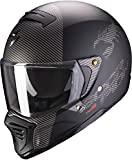 Scorpion CASCO EXO-FIGHTER HOSTIUM MATT BLACK-SILVER M