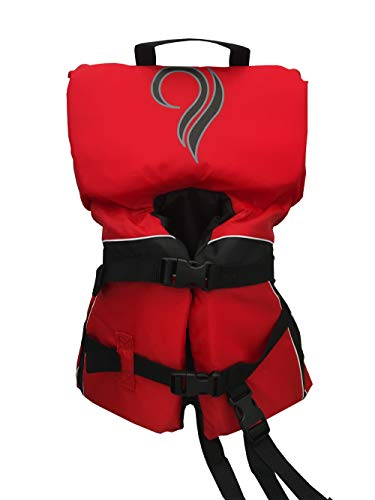 Bradley Infant Baby Life Jacket Vest   US Coast Guard Type III High Visibility