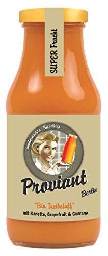 Proviant Berlin Bio Smoothie Bio Treibstoff (6 x 240 ml)