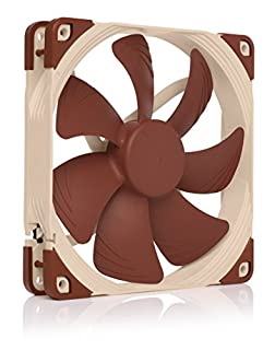 Noctua NF-A14 FLX, Ventola Silenziosa di Qualità Premium, 3-Pin (140 mm, Marrone) (B00AA875NC) | Amazon price tracker / tracking, Amazon price history charts, Amazon price watches, Amazon price drop alerts