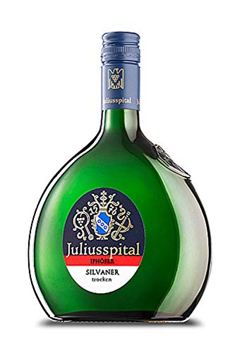 Juliusspital Iphöfer Silvaner trocken, Weingut Juliusspital Würzburg, Franken (0,75 l) Jahrgang 2020