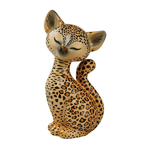 "Goebel Porzellan-Katze Kitty de Luxe ""Leopard\"" Kitty, 66800012"