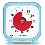 Original 3 inch Visual Timer, A 60 Minute Countdown Timer for Kids Classrooms, Meetings, Kitchen Timer, Adults Office and Homeschooling Tool with Silent Operation (Sky Blue)