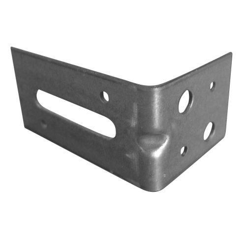 UA Anschlagwinkel 50mm / 10 Stück Anschlusswinkel für UA- Ständerwerkprofil Aussteifungsprofil Trockenbau Winkelprofil