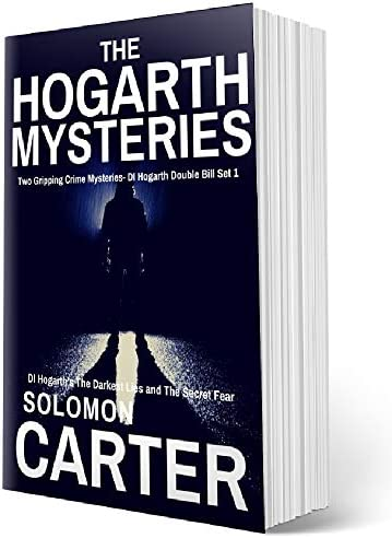 The Hogarth Mysteries Two Gripping Crime Mysteries DI Hogarth Double Bill Set 1 DI Hogarth s product image