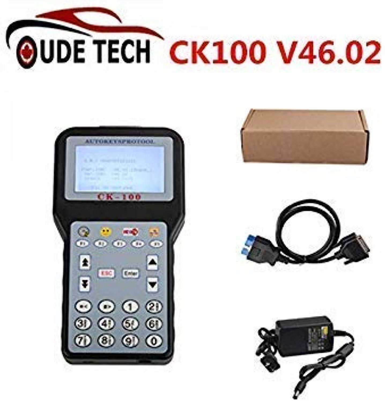 Best Quality CK100 CK100 V46.02 CK 100 Auto Key Programmer with 1024 Tokens OBD Car Key Pro CK100 Powerful Than Silca SBB
