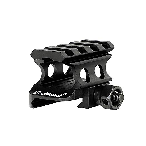 ohhunt winfree Picatinny Riser Mount High Profile for Reflex Sight Red Dot Scope