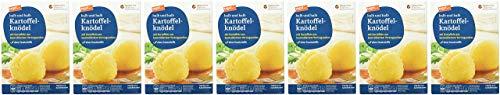 tegut... Kartoffelknödel halb und halb, 7er Pack (7 x 310 g)
