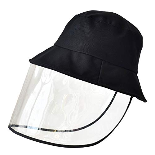 SOMALER Sun Protection Hats for Women Wide Brim Floopy Beach Hat Packable Bucket Cap with Chin Strap