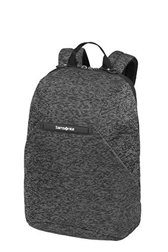 Samsonite Neoknit - 14 Inch Laptop Backpack, 42 cm, 16 Litre, Grey (Melange Grey)