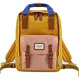 Himawari Backpack/Waterproof Backpack 14.9' College Vintage Travel Bag for Women,13inch Laptop for Student (HM-37#)