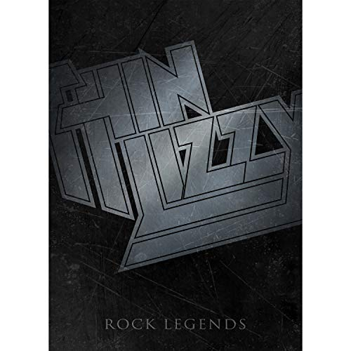 Rock Legends (Ltd. 6 CD + 1 DVD Box)